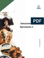 Solucionario Clase 5 Ejercitación 2 2016