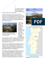 Loriga Wikipédia - Artigo Sobre Loriga Criado Por António Conde
