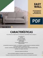 Catálogo Easy Wall (Dt)