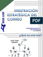 Manual Administración Del Correo Electrónico - 2016