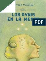 Los Ovnis en La Mente - Corrado Malanga