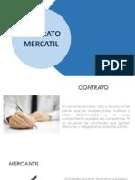 Contrato Mercantil DERECHO