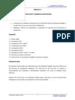 Modulo 2 - Modulación y Demodulación Digital