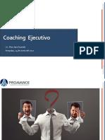 Coaching Ejecutivo 1 y 2