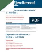 Actividad Practica m1 - Etica y Deontologia Profesional