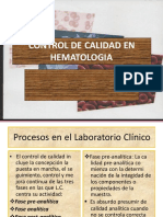 1.7.-Control de Calidad en Hematologia