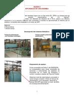 Guion Eficiencia de Bomba y Punto de Operación 2014-2