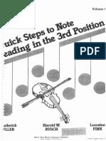 tercera posición