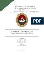 Informe  ingeneria de Software  DDD -  Buenas practicas
