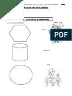 Fichas de Volumen