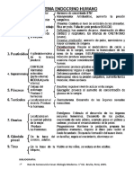 Sistema Endocrino Humano Foto