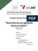 Sakai Development