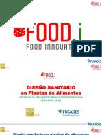 Etapas Del Proceso en El Diseño de Plantas Alimentarias