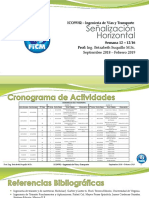 Clase 14-Senalizacion Horizontal