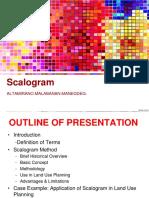 2.8 - Scalogram