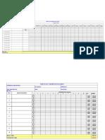 Time Study Sheet