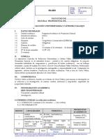 Sílabo de Redacción Univ. Catedra Vallejo 2018- 2