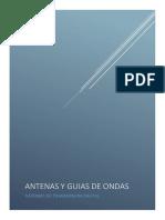 Antenas y Guia de Ondas