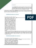 Esferificaciones Basicas e Inversas