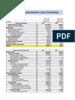 Estados Financieros Ferreteria Multialambres Ltda.