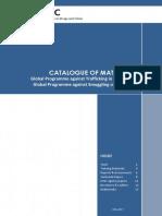 UNODOC Catalogue