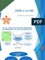 Presentación en PowerPoint, Inducción a La NCL.