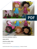 APOSTILA CANETA FOFUCHAo Crochet
