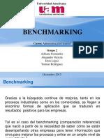 Benchmarking Presentación.pptx