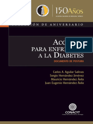 diabetes sintomática del brazo de brukket