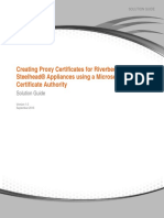 Creating Proxy Certificates for Riverbed Steelhead Appliances With a Microsoft Certficate Authority_v1a.doc