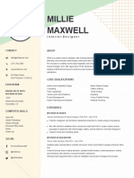 Pink Pattern Creative Resume (2).doc
