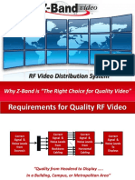 RF Video Distribution System