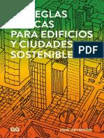 101 Reglas Básicas Para Edificios y Ciudades Sostenibles_resumen