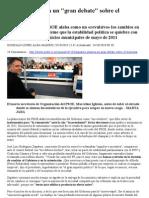 Zapatero Plantea Un Gran Debate Sobre El Bienestar