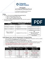 01 Enoxaparin Pediatric Protocol