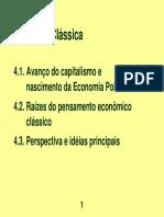 06EClassica Contexto Origens Ideias