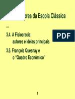 06PrecursoresFisiocracia