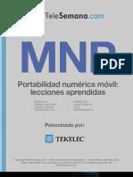Portabilidad numérica móvil - Lecciones aprendidas