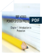 Introduction to Power System Protection