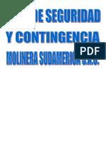 Plan de Contingencia Molino Sudamerica