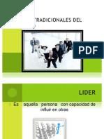 Teorias Tradicionales Del Lidrazgo.pptx Gladys