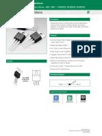 Thyristor MCR8S D Datasheet.pdf