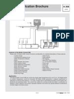 268 Boiler Control - Nine Stage Boiler & DHW / Setpoint