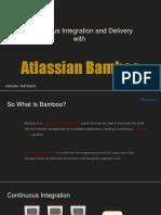 Altassian Bamboo