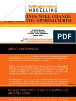 How 5 Things Will Change The Way You Approach BIM - Building Information Modelling.pptx