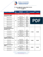 2019 ILCDB Calendar of Courses v6
