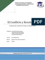 Técnicas del Conflicto y Resolución.docx