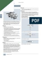 Siemens SITRANS FCS200 Flow sensor | Seeautomation & Engineers