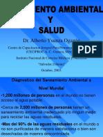 YSUNZA 2003 Saneamiento Ambiental y Salud SPANISH
