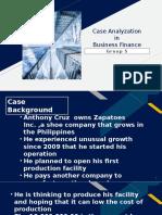 Group 5 Case Analyzation